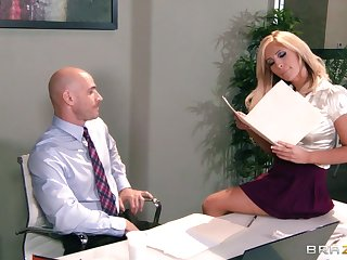 Beamy Bristols and ass Tasha Reign fucked projected by her teacher