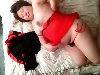 Amateur Beamy China Girl