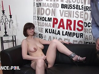 Big-Titted Second-rate Sex Dark Hair Girl Librarian