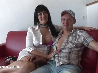 Wheezles France A Poil - Amateur Couple From Belgium Came About