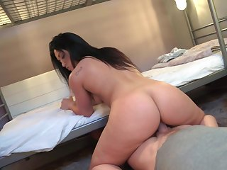 Sexual seduction more than best friend's dad huge dick